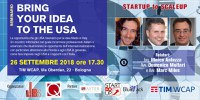 Bring your idea to USA