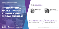 Emerging Technologies Vol III International Mkg for Startups