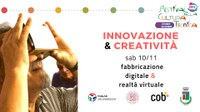 Open Day: Fabbricazione Digitale & Realtà Virtuale