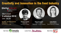 Startup Grind - Creativity and Innovation in the Food Industry