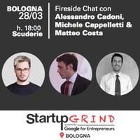 Startup Grind -  ICO & Blockchain