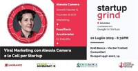 Viral Marketing con Alessia Camera e le Call per Startup